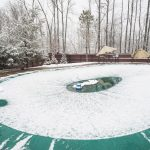 How To Protect Your Winter Pool Cover